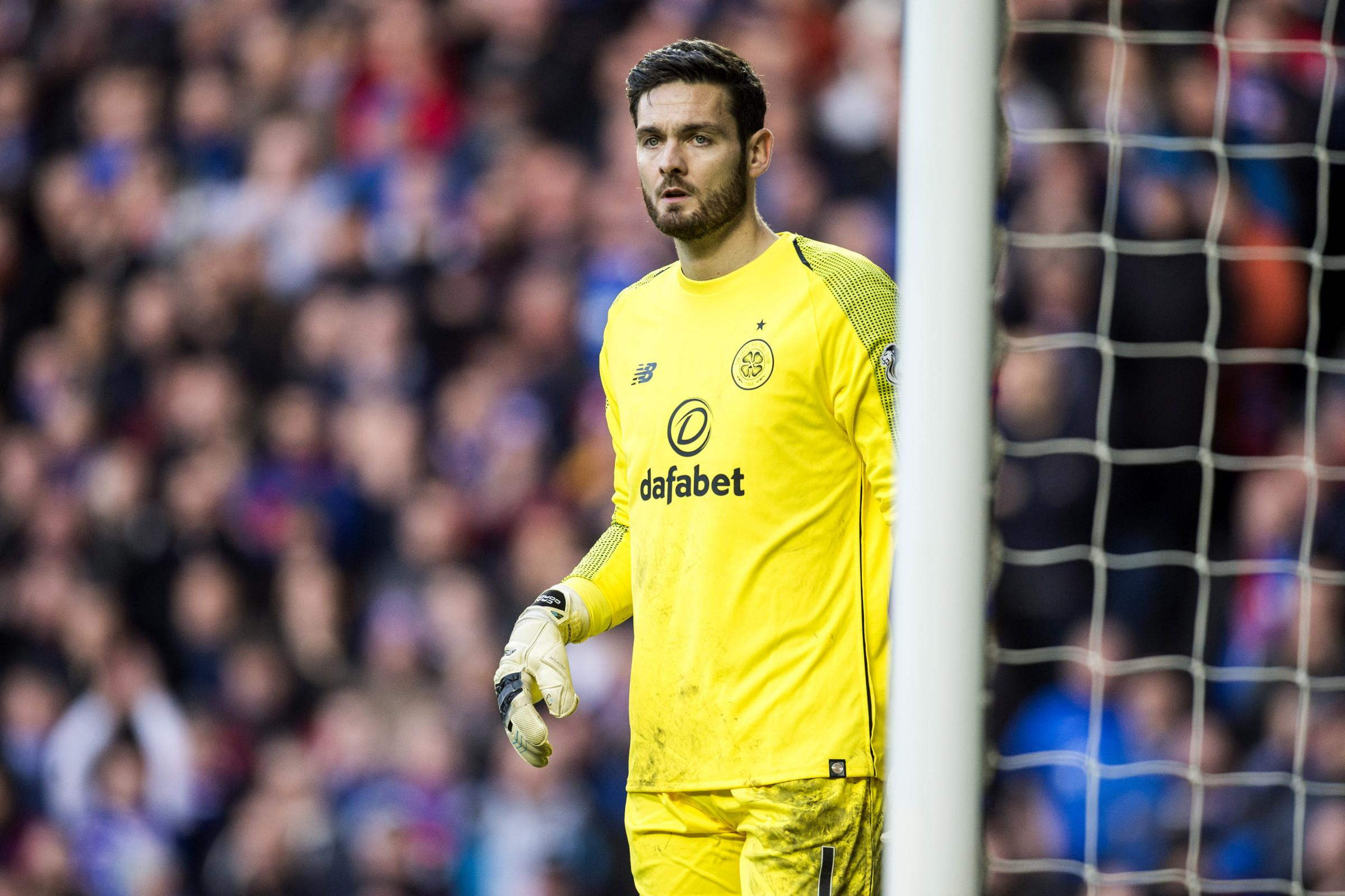 Craig Gordon: Everyone down to Hibs has a shot at the title... Celtic are the only team who know how to get the job done