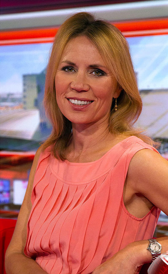 For use in UK, Ireland or Benelux countries only ..Undated BBC handout photo of BBC weather presenter Dianne Oxberry who has died aged 51 following a short illness. Ms Oxberry worked alongside Simon Mayo and Steve Wright on Radio 1 before moving to North
