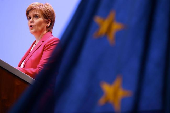 Nicola Sturgeon: It's time to put the question of Europe to people again