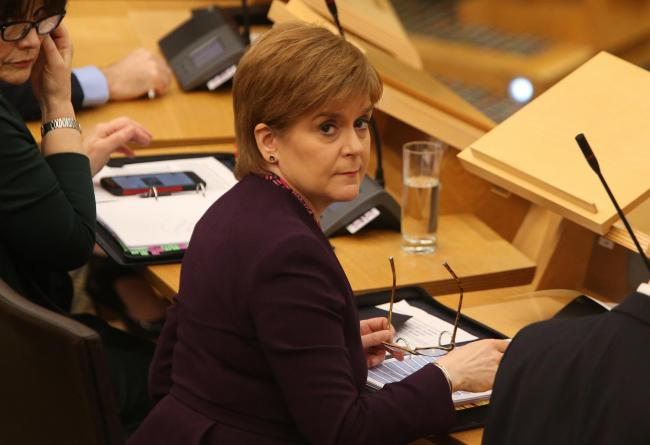 Nicola Sturgeon has said she hopes to set out Indyref2 timetable 'very soon'
