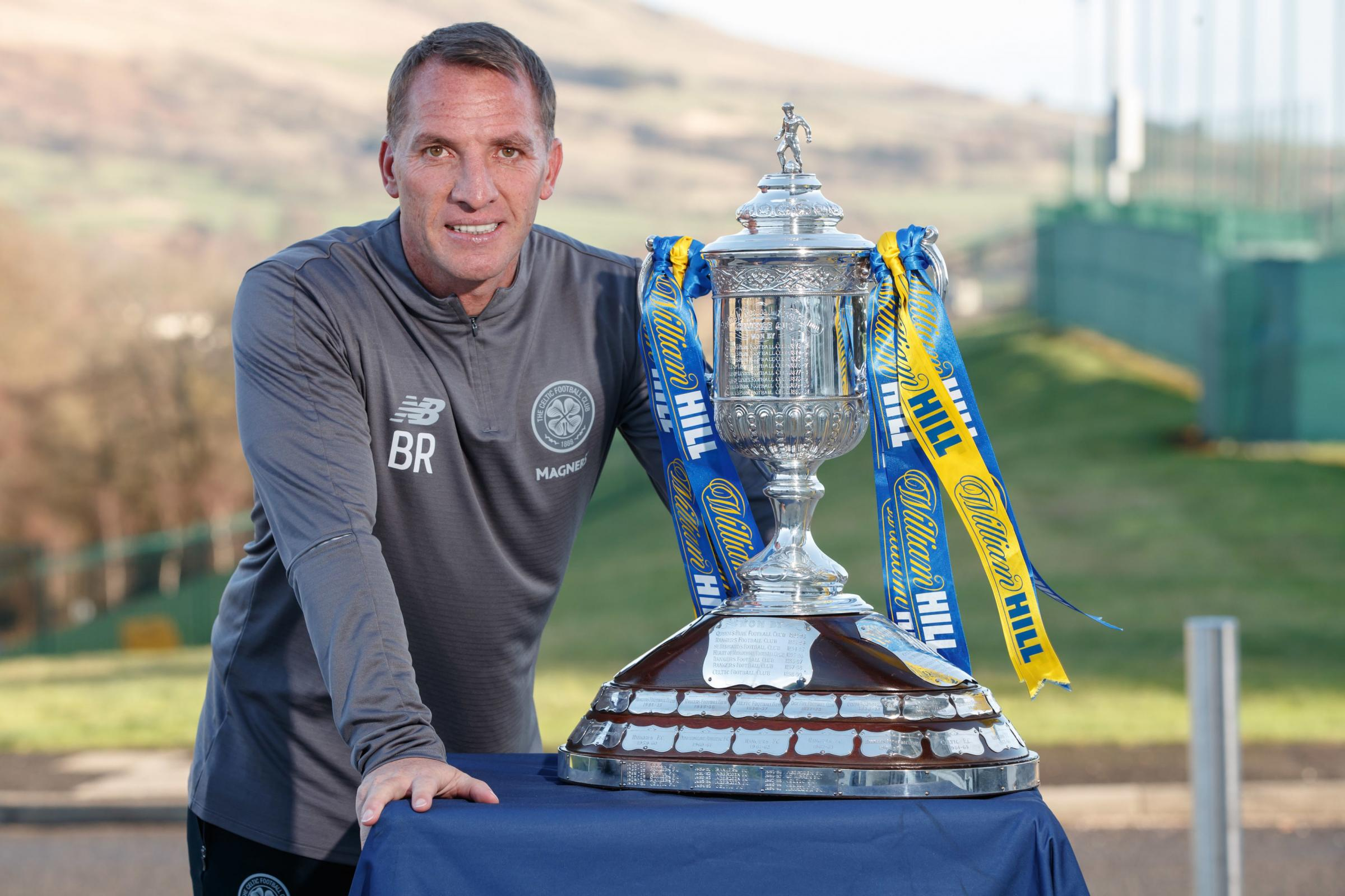Brendan Rodgers: We've had drones over Celtic training at Lennoxtown - I don't think spygate is unsporting