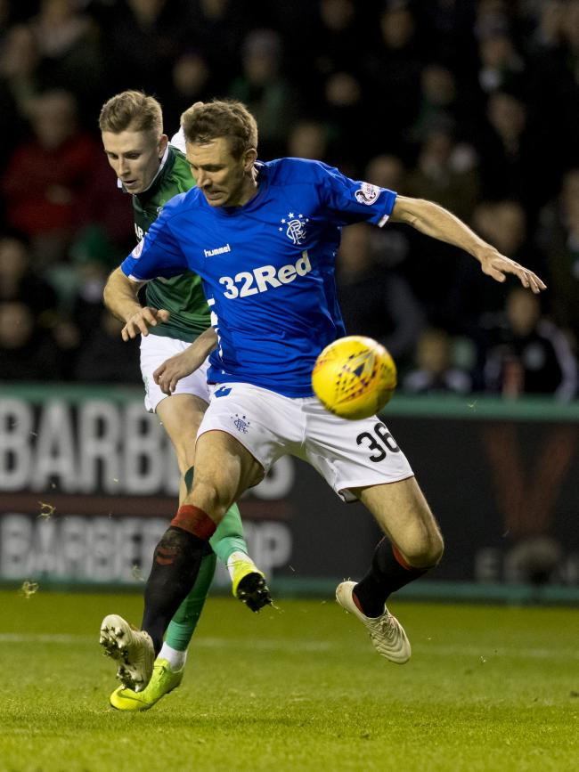Rangers defender Gareth McAuley was awarded an MBE in the New Year's Honours list PHOTO: GETTY