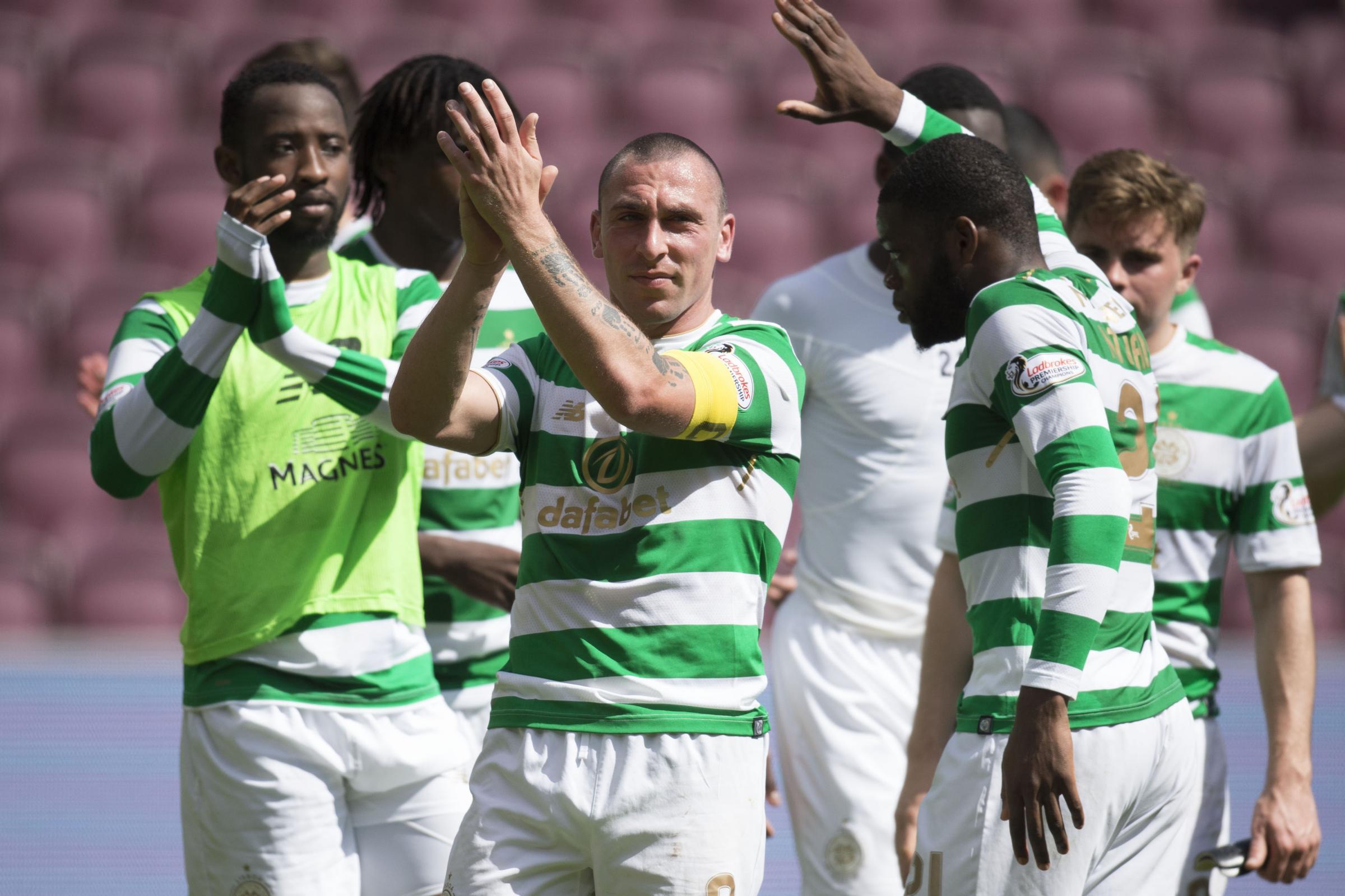 Celtic captain Scott Brown set to make Australia decision