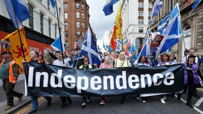 Tom Gordon: Sturgeon's troubles mount in the long game on Indyref2