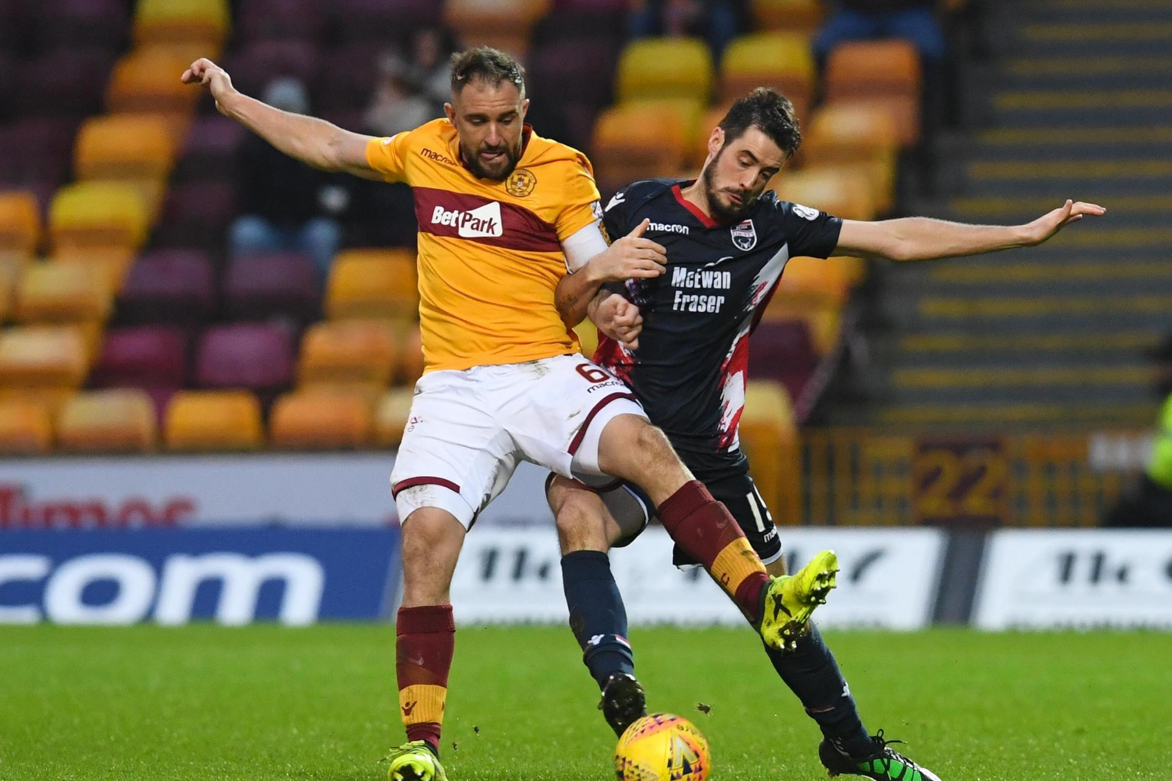 Motherwell 1 Ross County 2: Hampden a fading memory for Steelmen as County deservedly dump them out