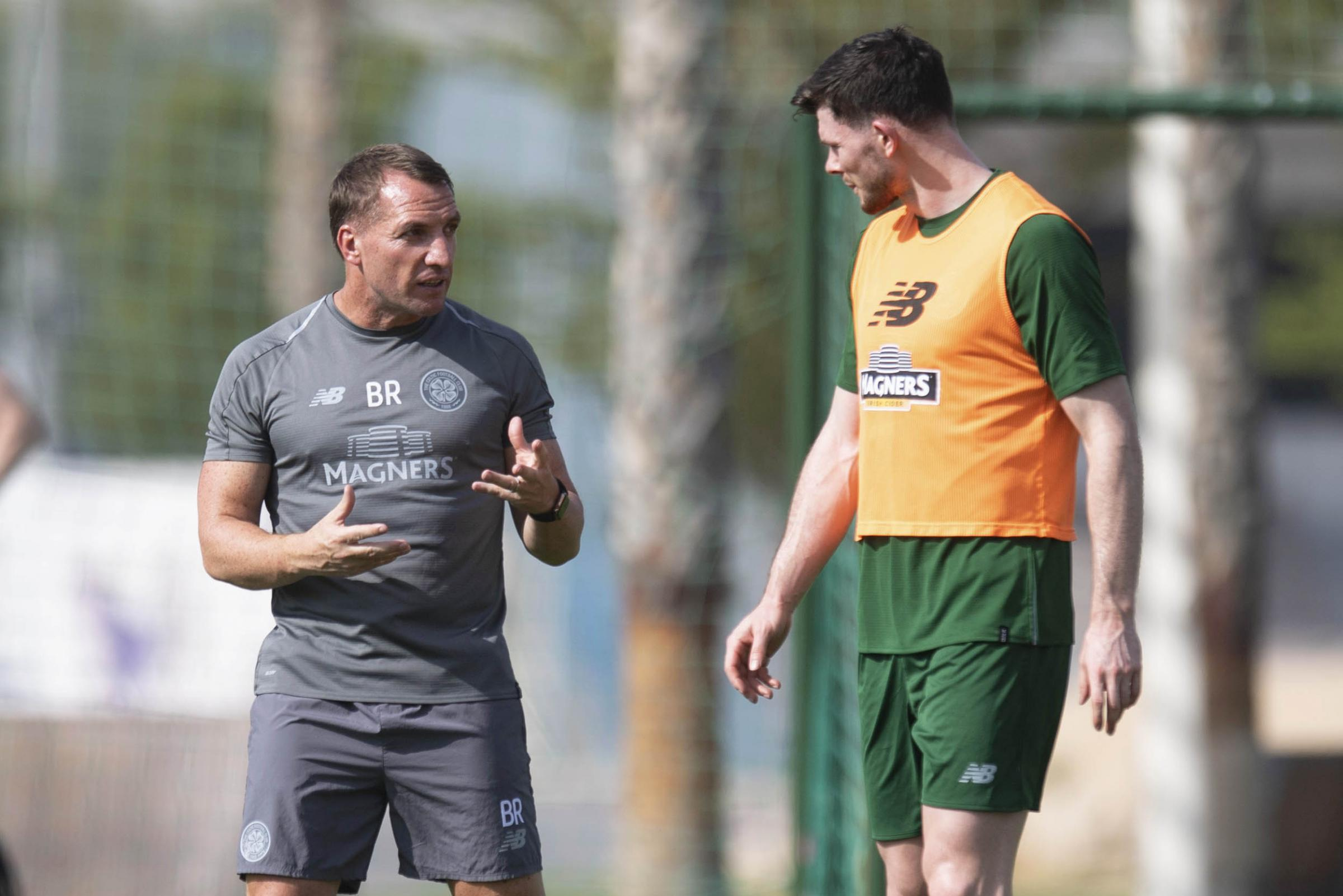 Burke confident he'll find his way at Celtic