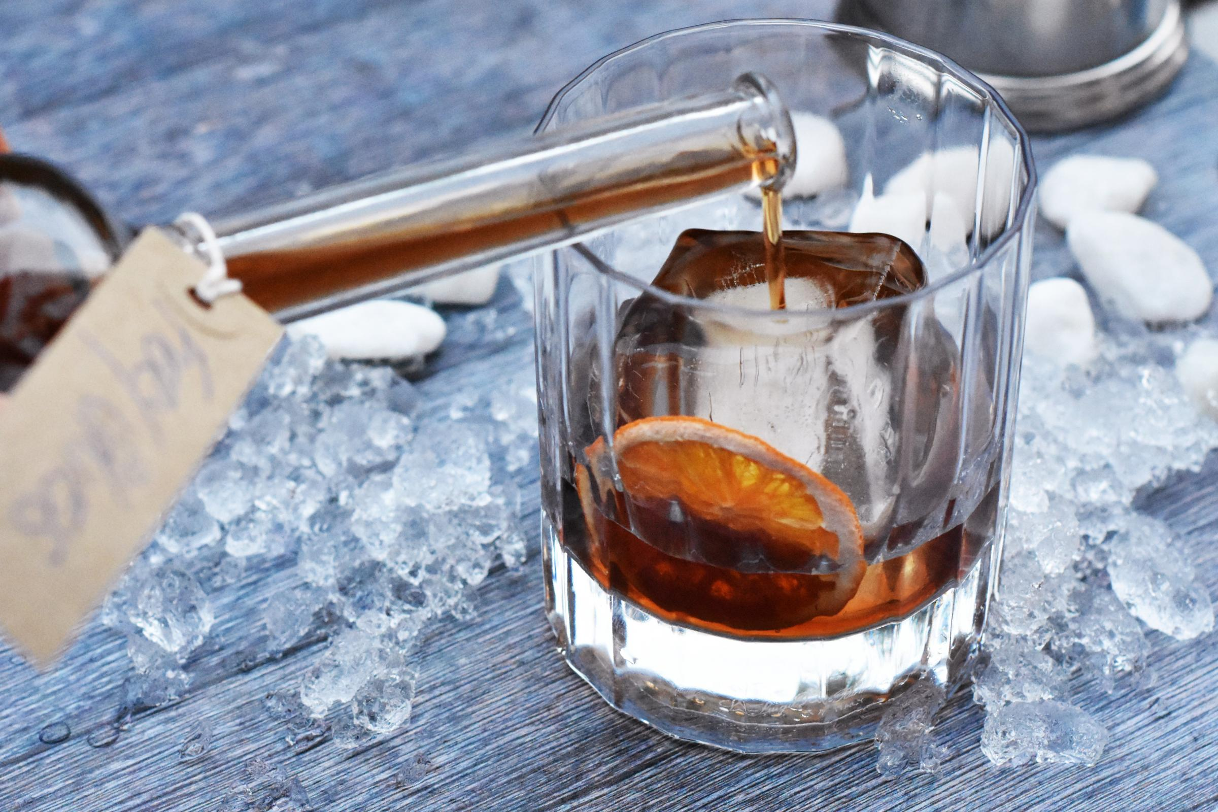 Whisky cocktail recipes for Burns Night