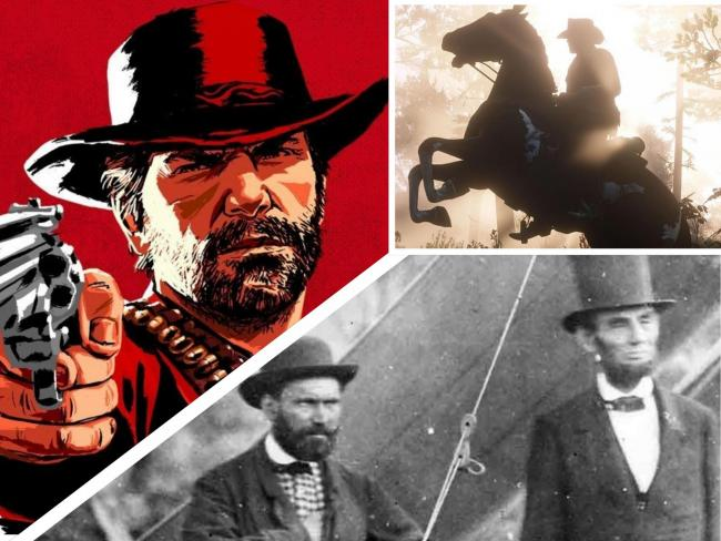 FUTURE SHOCK: New Red Dead Redemption 2 controversy is