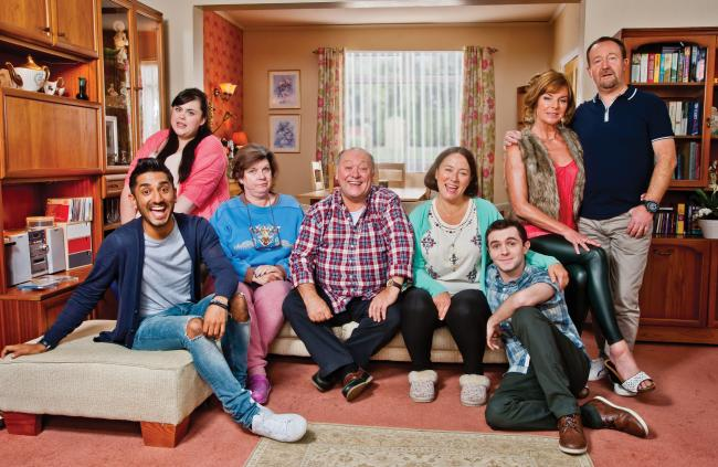 TV Review: Two Doors Down