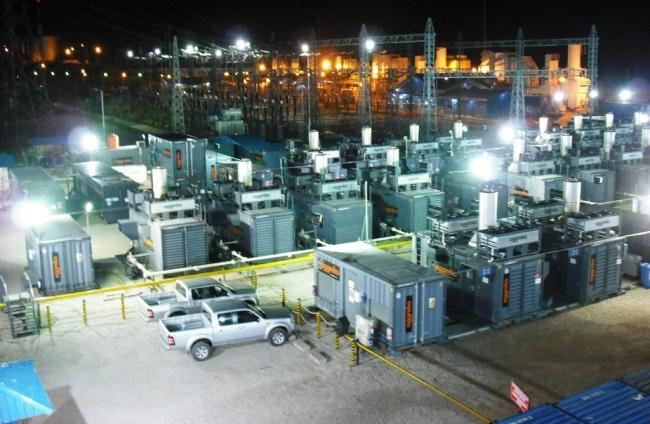 Aggreko provides temporary power solutions to customers around the world