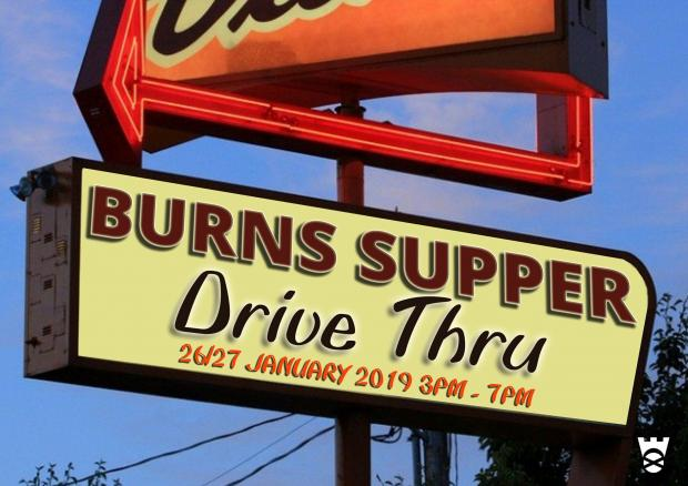HeraldScotland: Burns Drive Through