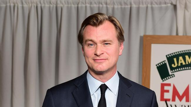 Christopher Nolan's next film slated for 2020 release, Warner Bros says