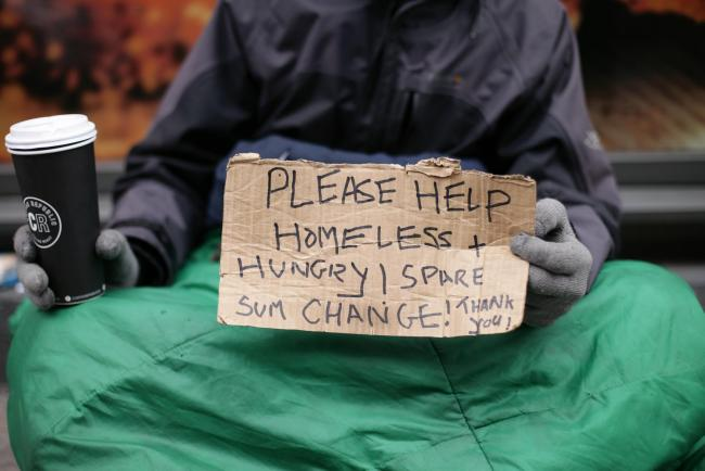 Keep up the programmes to prevent homelessness