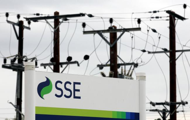 SSE is in the process of exiting the retail energy market