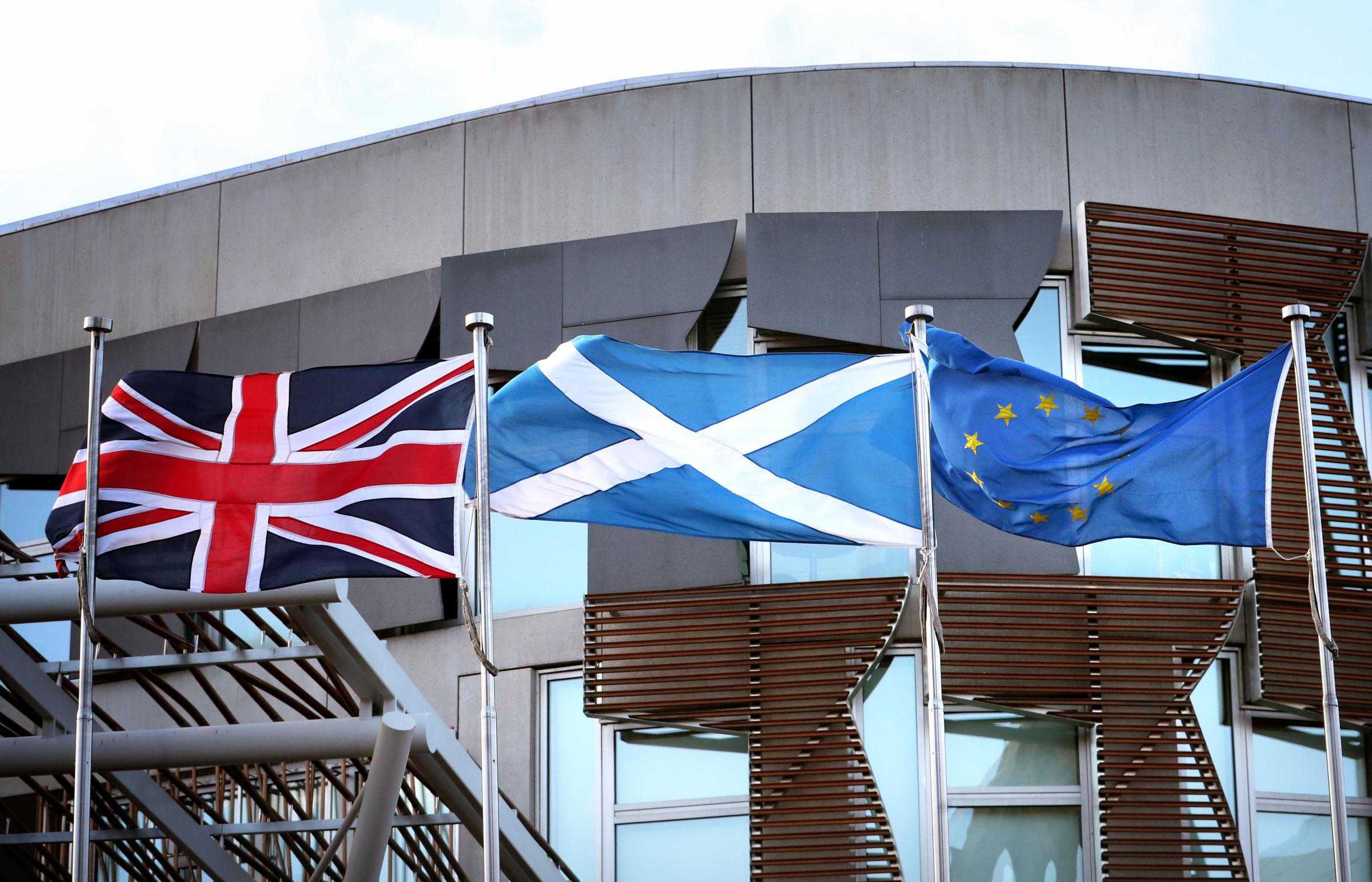 Flags row threatens to eclipse Sturgeon's showcase on Indyref2