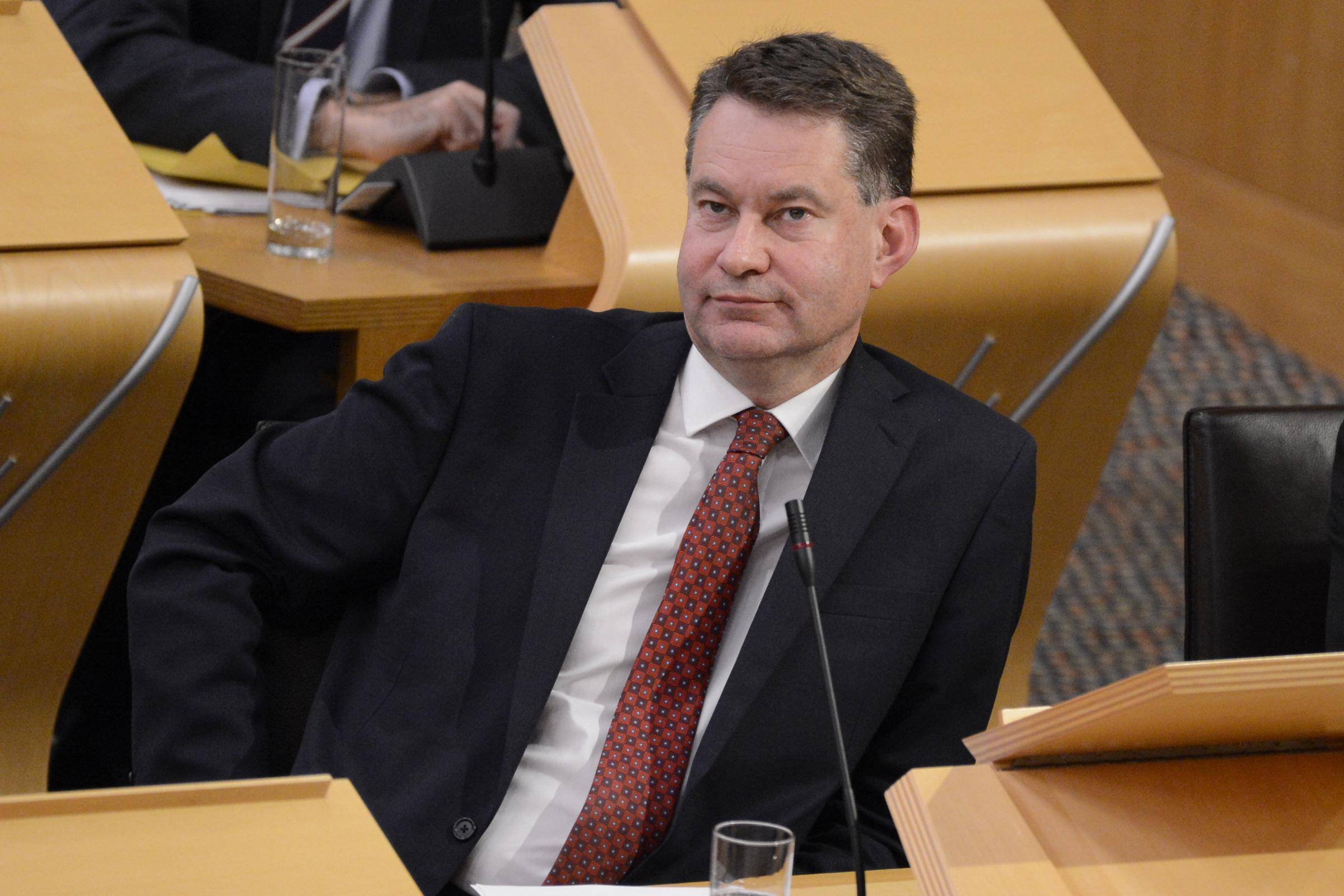 Tory MSP tries to rewrite law and exempt his own car from pollution levy