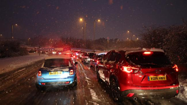 Travellers warned of more extreme cold weather amid heavy snow