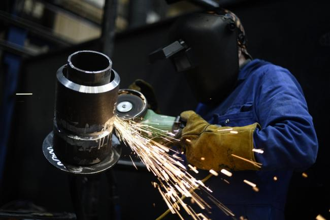 Manufacturing drives Q1 growth in Scotland.