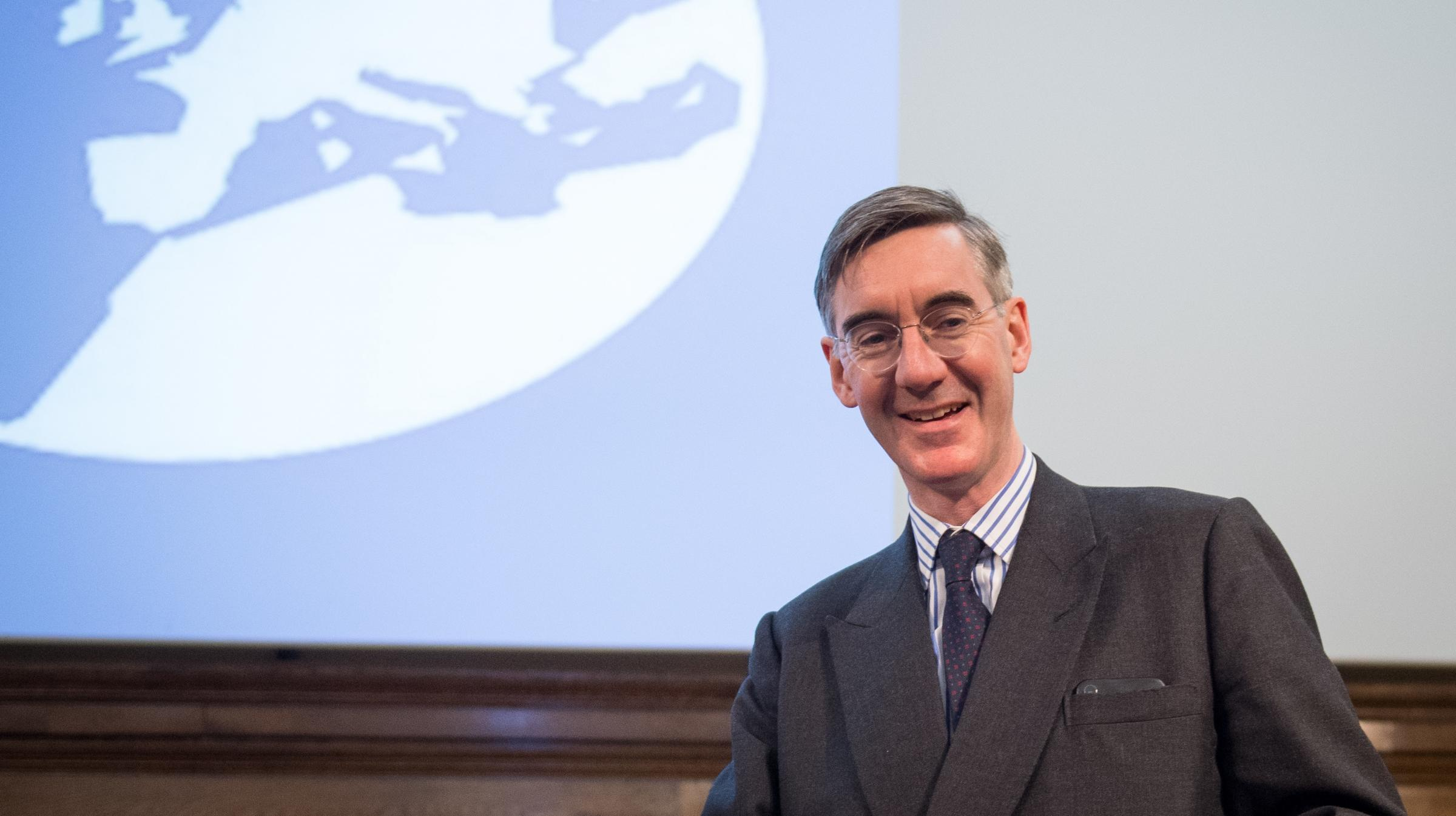 Pushing Brexit past March acceptable to Rees-Mogg – but only to finalise laws