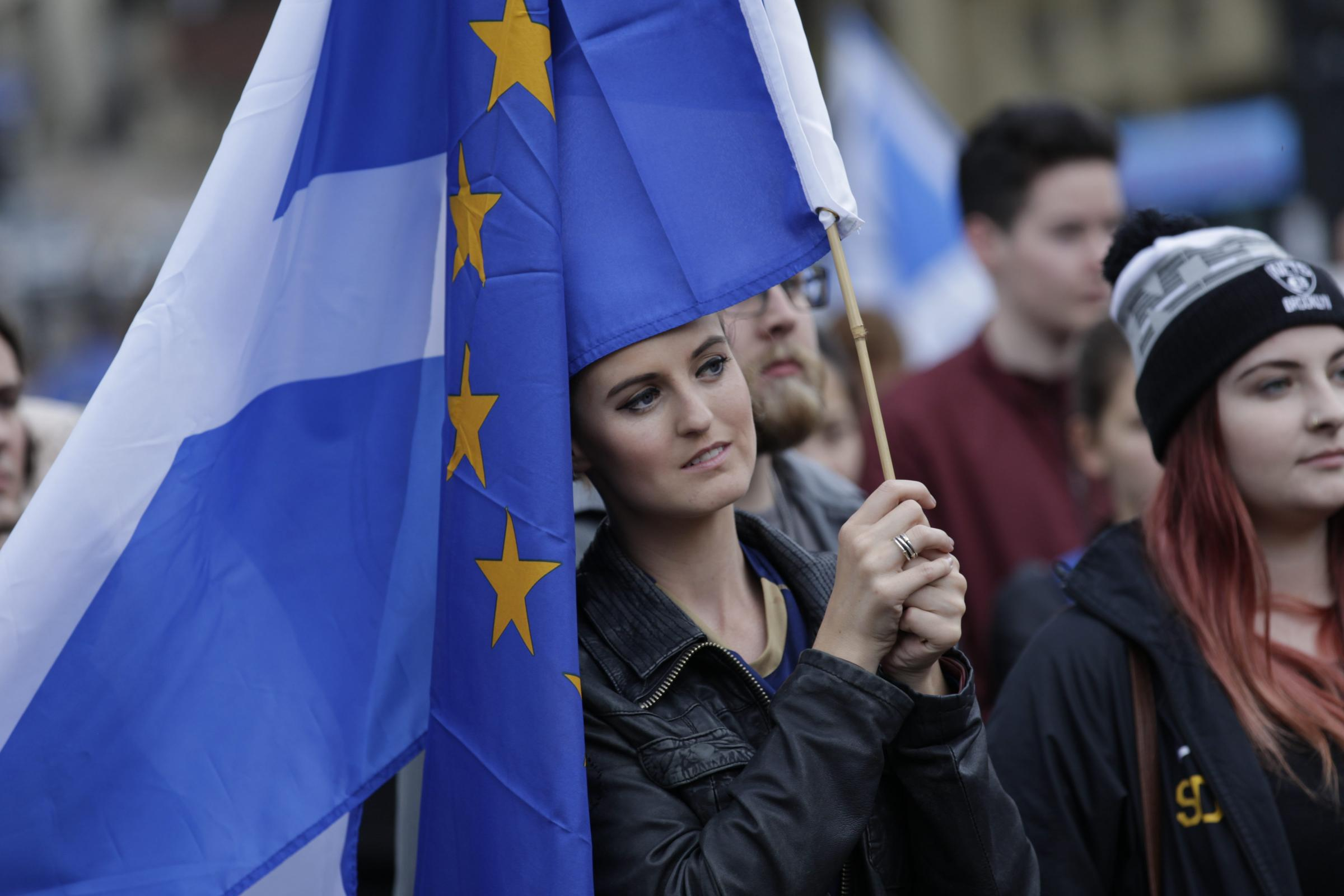 Letters: Independence will not take back control
