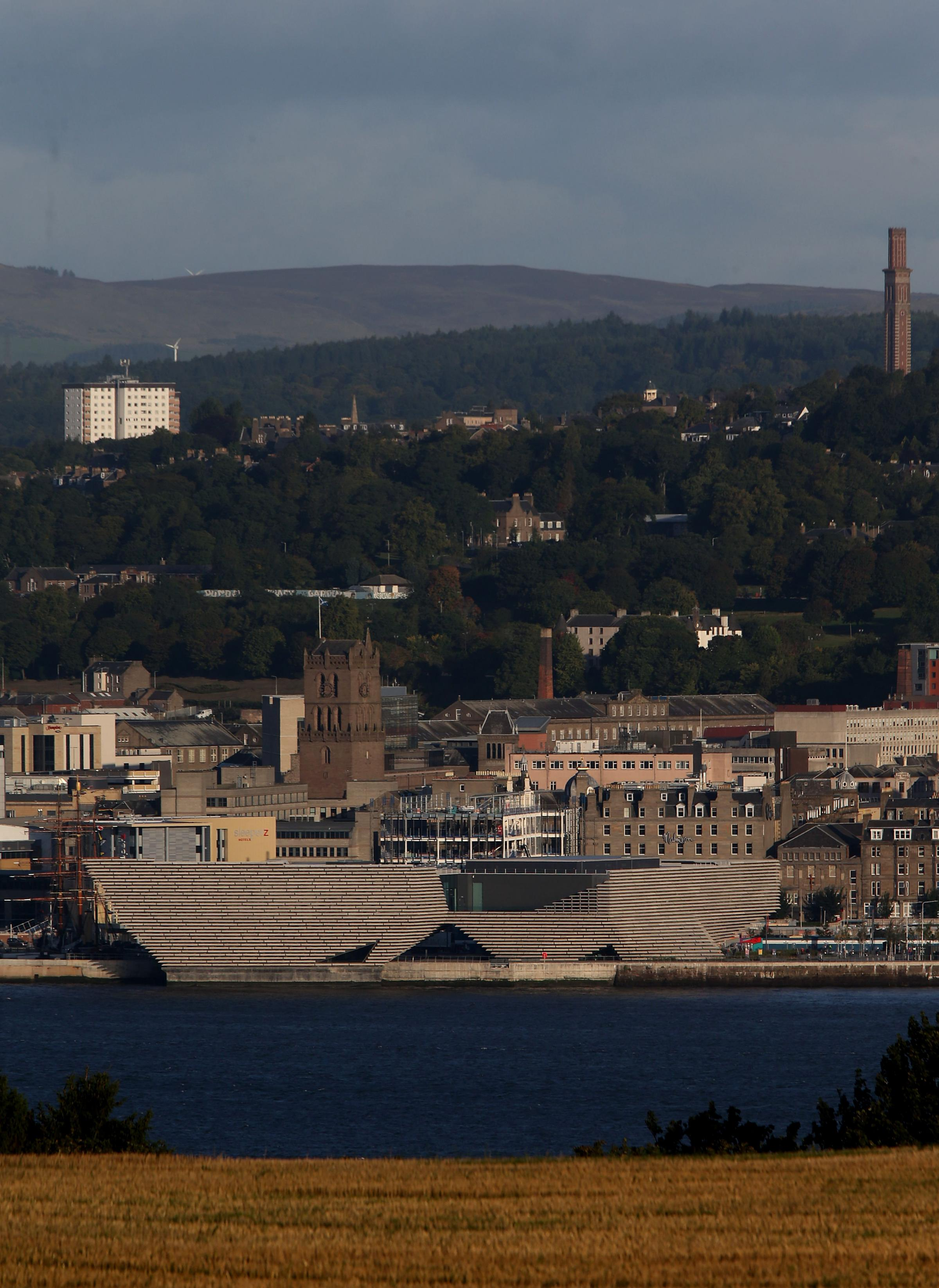 Dundee has been hit with major job losses in recent weeks