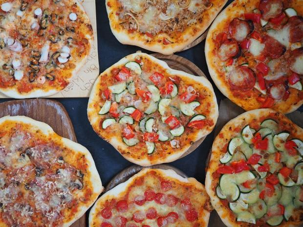 HeraldScotland: Create pizzas for all tastes Credit: Hans, Pixabay