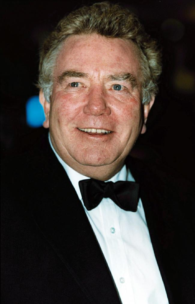 File photo dated 25/02/01 of actor Albert Finney, who has died at the age of 82 after a short illness. PRESS ASSOCIATION Photo. Issue date: Friday February 8, 2019. See PA story DEATH Finney. Photo credit should read: William Conran/PA Wire