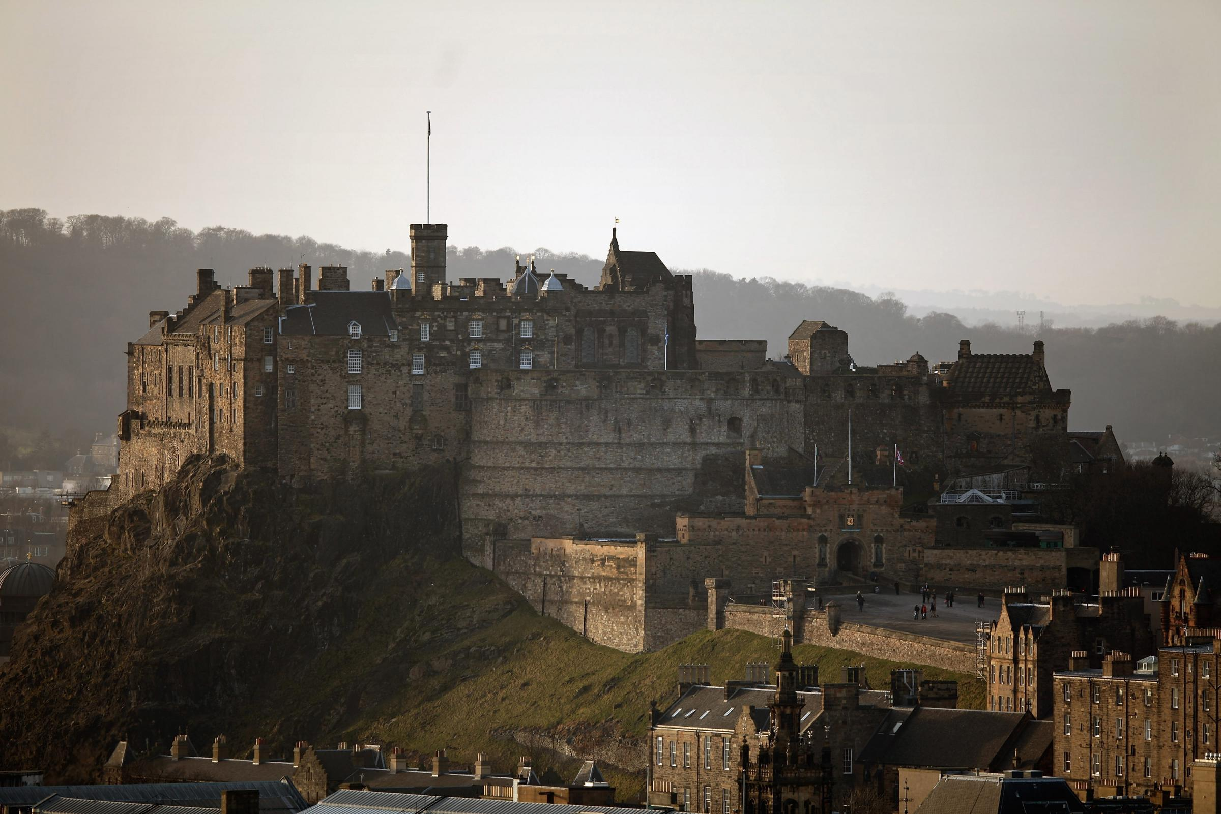 Edinburgh couild be the first UK city to introduce a tourist tax