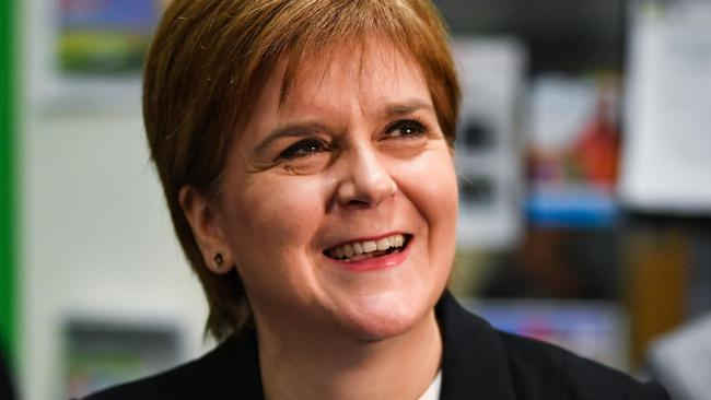 Sturgeon promotes Scottish business on tour of North America