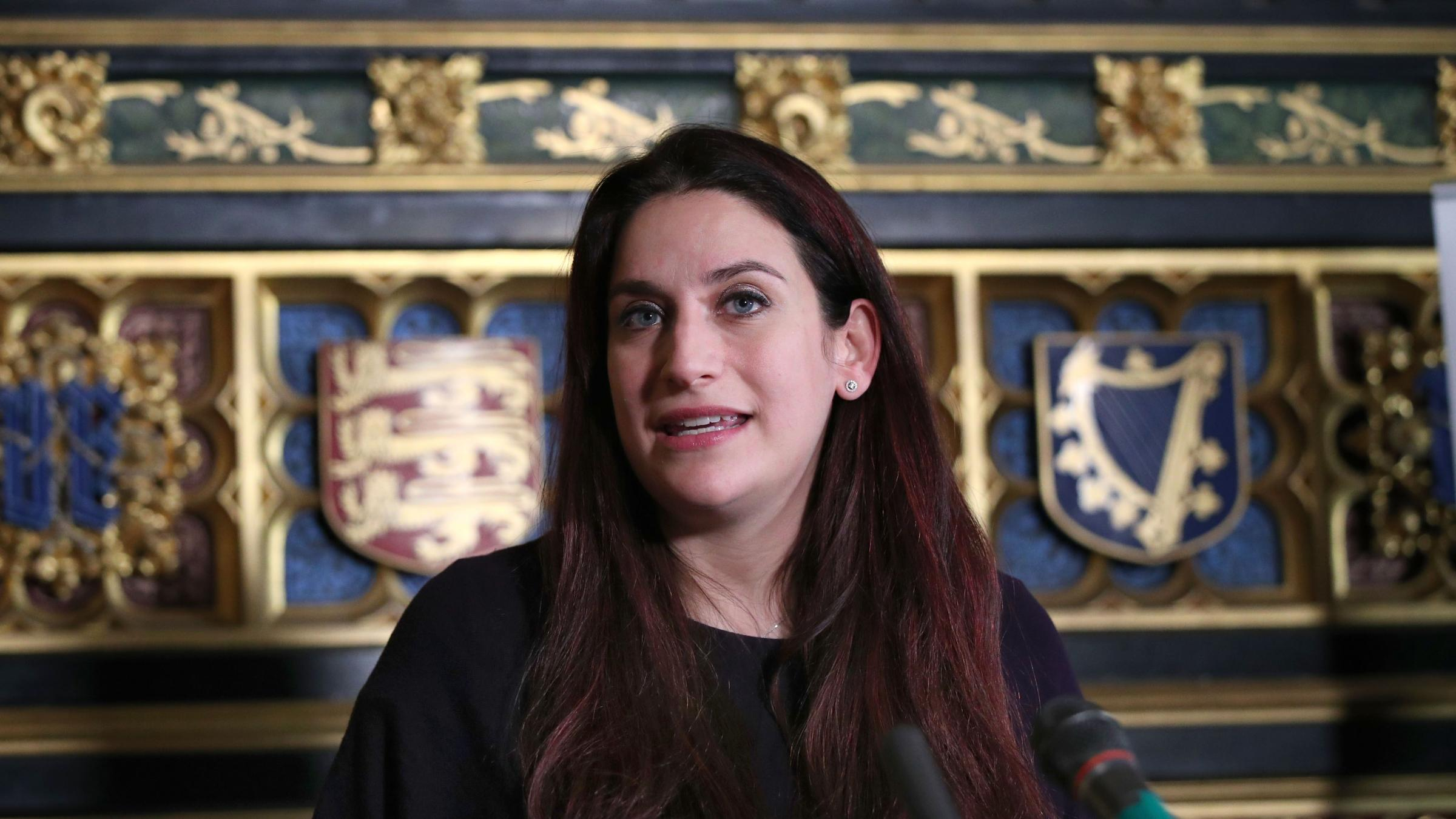 Call to suspend Luciana Berger's local Labour party rejected
