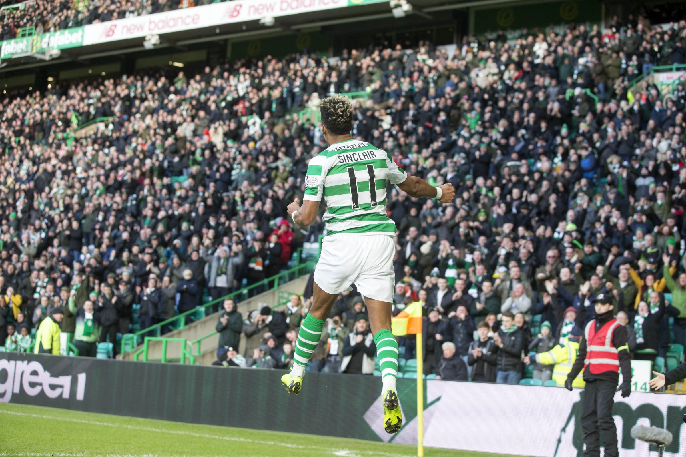 Graeme McGarry: It was time to go, but Scott Sinclair leaves as a Celtic legend