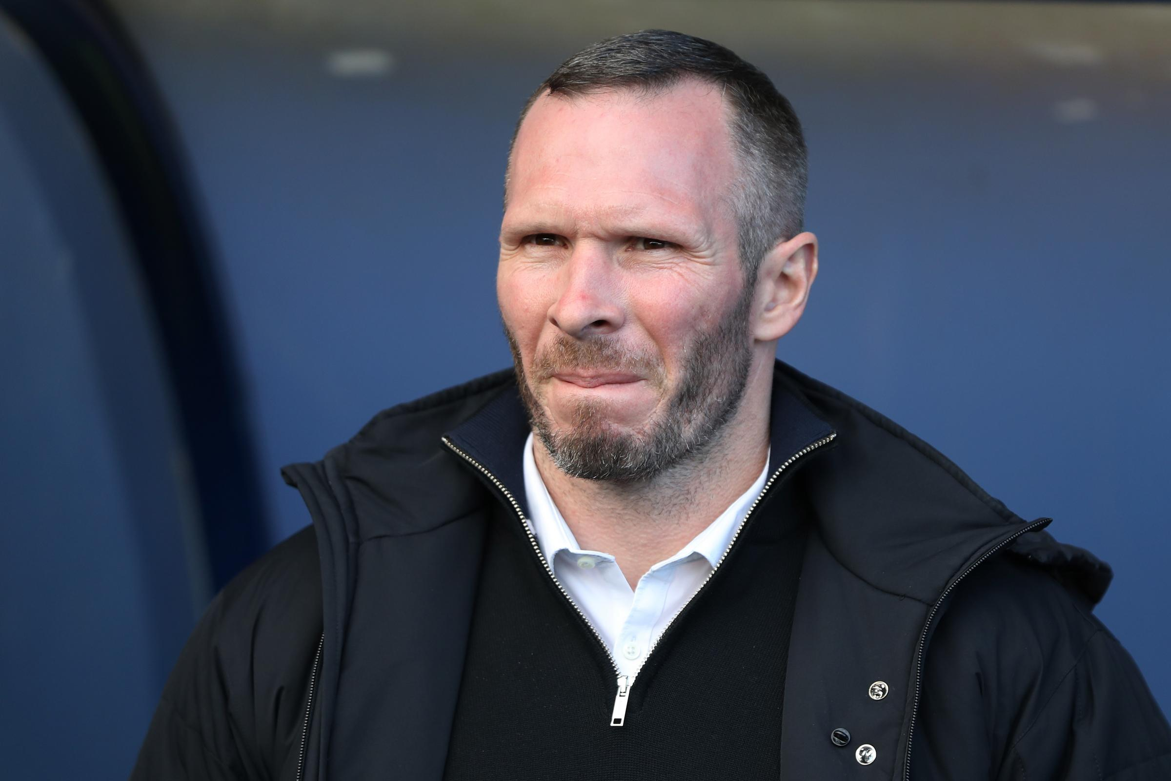 Former Oxford United coach Michael Appleton