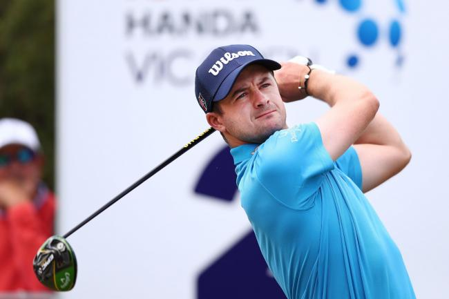 Euro star: David Law is Scotland's newest European Tour champion (Picture: SNS)