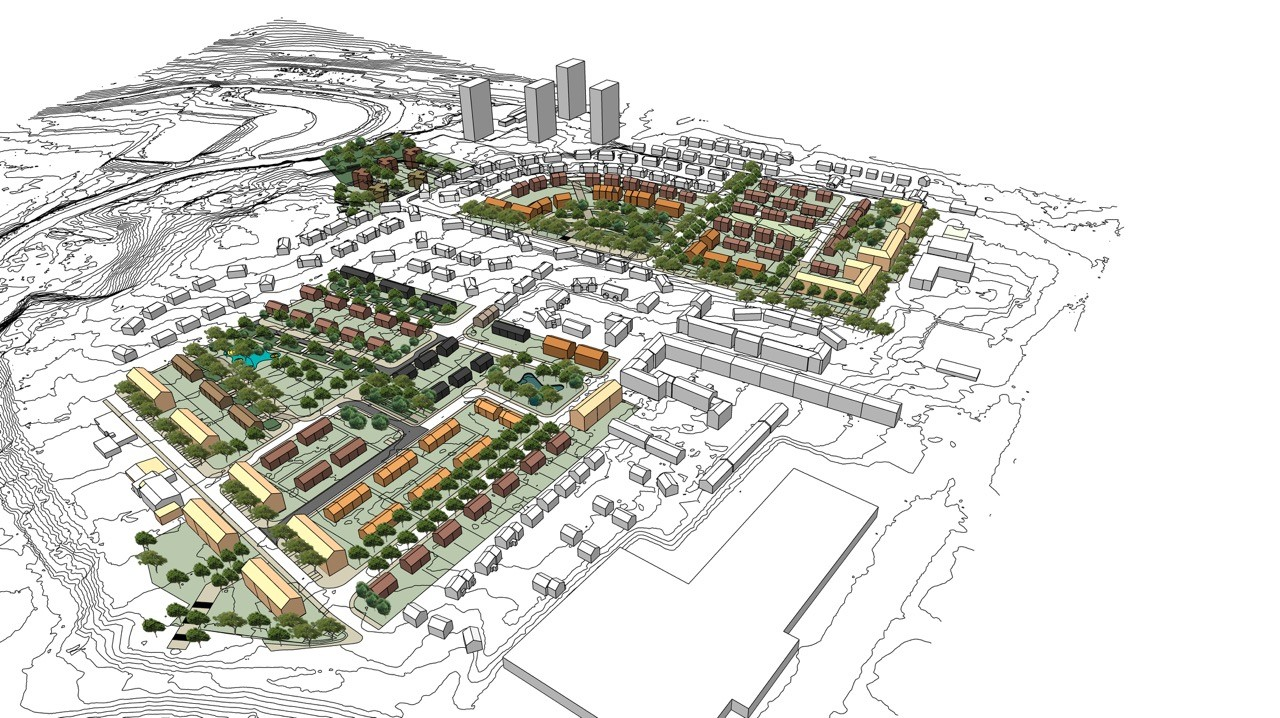 £40m funding for 600 new homes in Glasgow secured