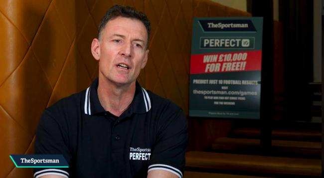 Chris Sutton has picked his top three Old Firm moments
