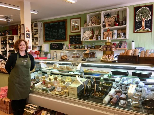 Emma Campbell-Macleod, the Good Food Boutique