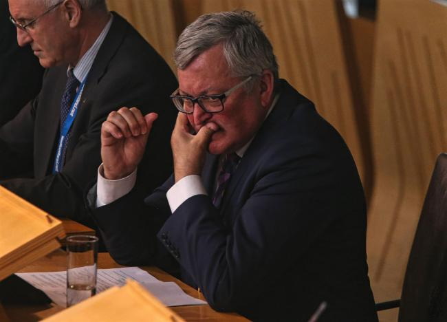 File picture of Fergus Ewing. Picture: Gordon Terris