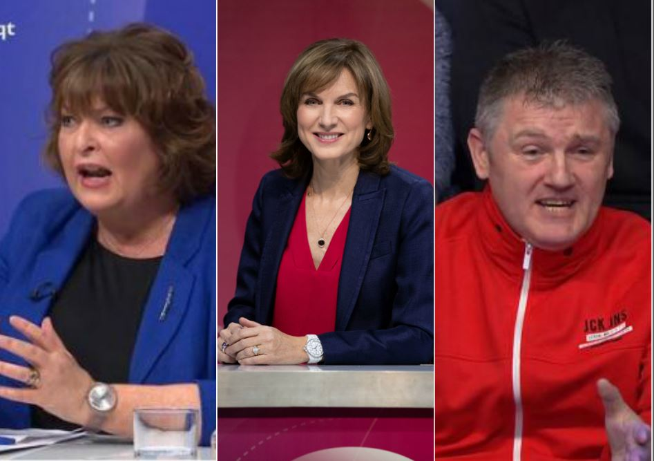 Makers of BBC Question Time under new pressure after 'editing SNP MP response'