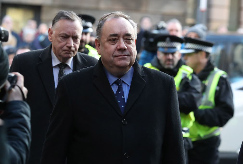 Scottish Government to overhaul HR operation after Alex Salmond case