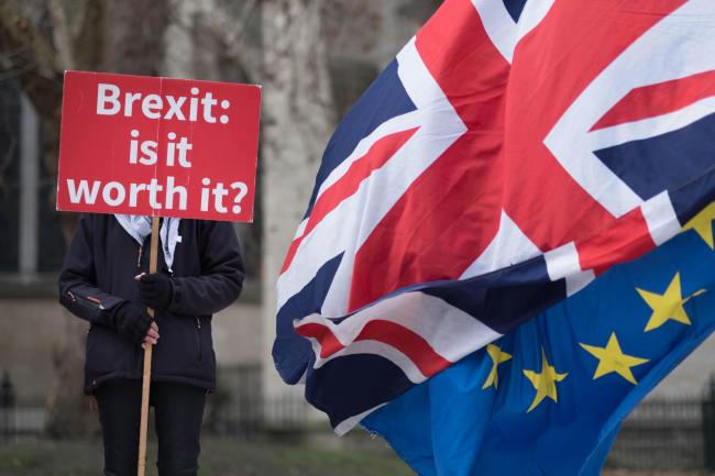 Brexit could push annual inflatoin up to 3%, the EY ITEM Club forecasts. Picture: Stefan Rousseau/PA Wire