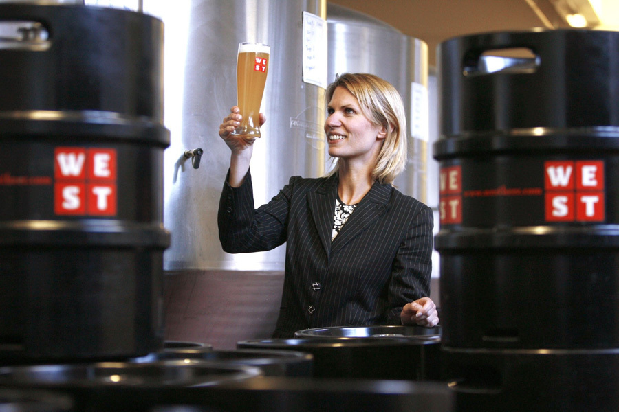 Founder of WEST brewery to hand entire business over to staff