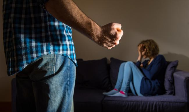 Rise in domestic abuse cases
