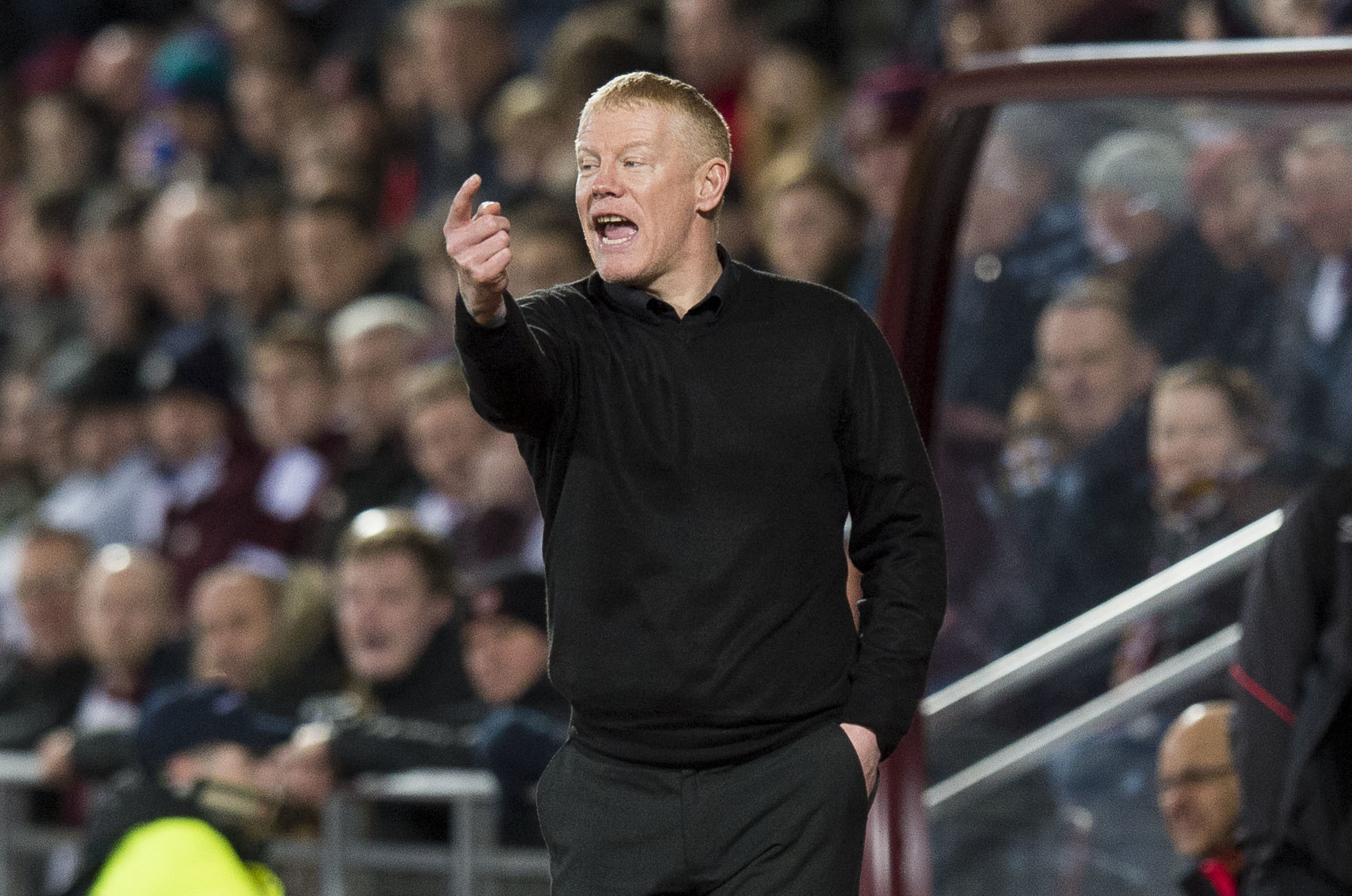 Gary Holt: My Livingston side will get better and better