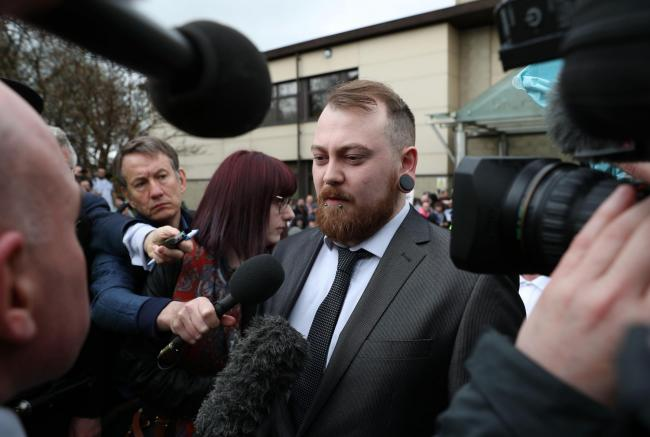 Mark Meechan has raised almost £200,000 via GoFundMe to fight his 'Nazi pug' case but so far has not updated supporters about the case.