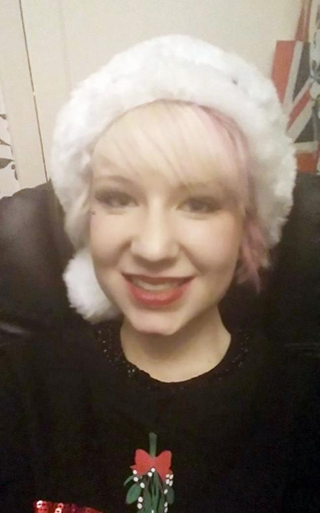 Eloise Parry, 21, who died after taking DNP.
