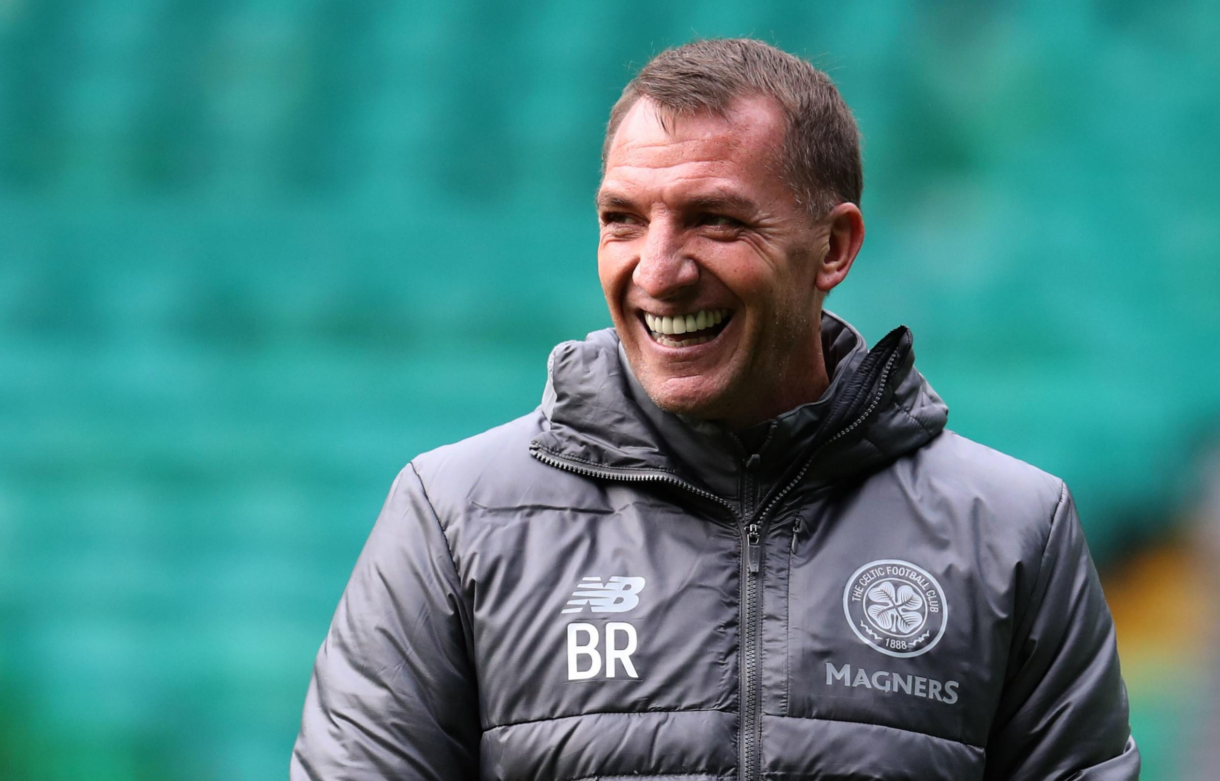 Celtic have played a blinder over Brendan Rodgers
