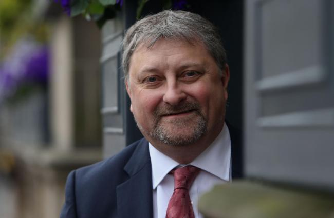 Eland Oil & Gas chief executive George Maxwell