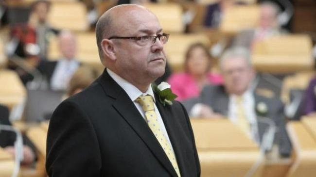 James Dornan said he would not be seeking re-election in the 2021 Holyrood contest.