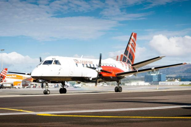 HeraldScotland: Loganair makes first flight as independent airline