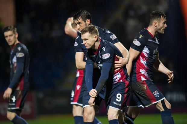 HeraldScotland: Billy Mckay's goal made all the difference